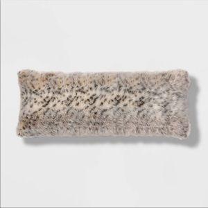 Threshold animal print pillow